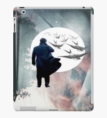 Falling Is Just Like Flying iPad Case/Skin