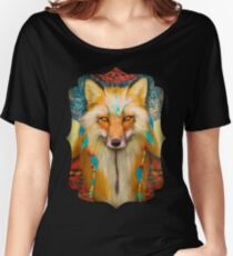 Wise Fox  Women's Relaxed Fit T-Shirt