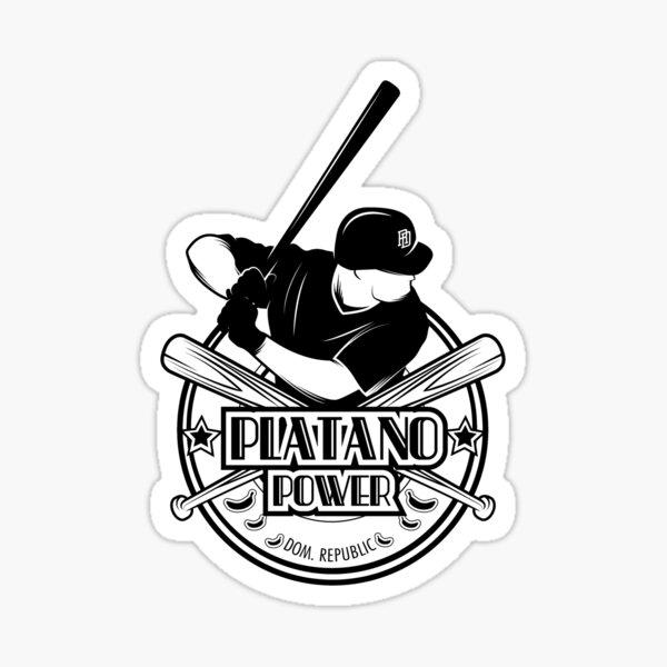 Platano Power Sticker