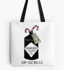 GIN-gle bells Tote Bag