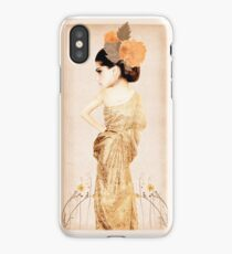 Feminine Delicacy iPhone Case