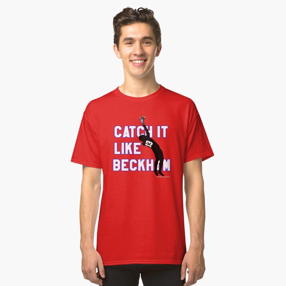 Catch it Like Beckham 13 Classic T-Shirt