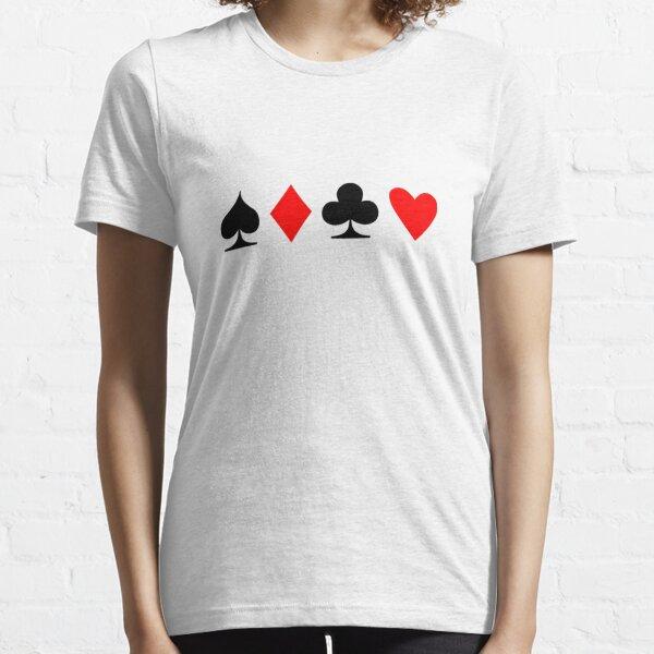 Poker Suite Essential T-Shirt