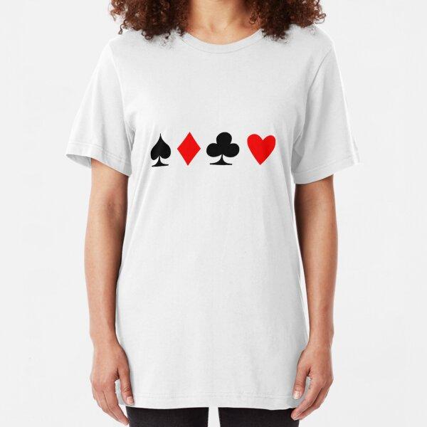 Poker Suite Slim Fit T-Shirt