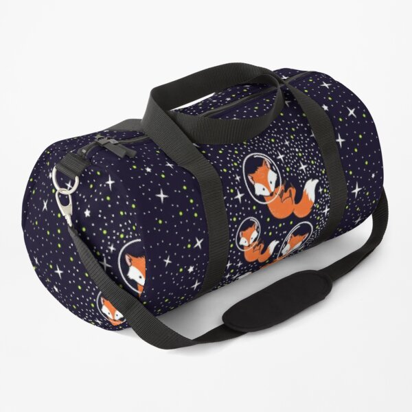 Fox Astronaut Duffle Bag