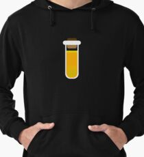 Color tubes Yellow Lightweight Hoodie