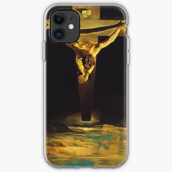 Christ of Saint John of the Cross iPhone Soft Case