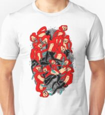 City hipster monkey Unisex T-Shirt
