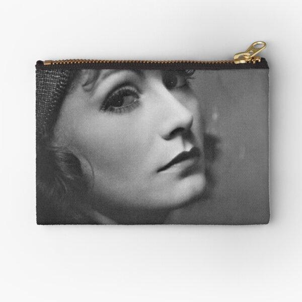 Beautiful Greta Garbo Zipper Pouch