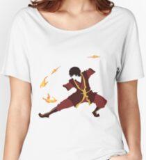 Zuko Women's Relaxed Fit T-Shirt