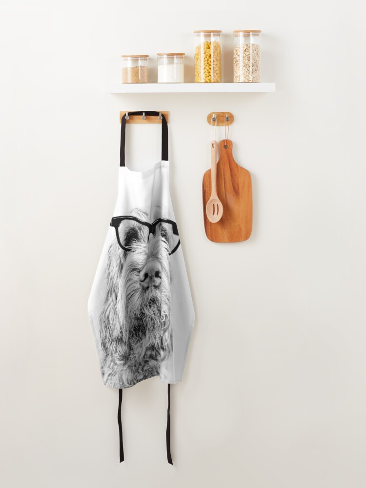 Alternate view of Intelligent friend Spinone Apron