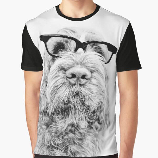 Intelligent friend Spinone Graphic T-Shirt