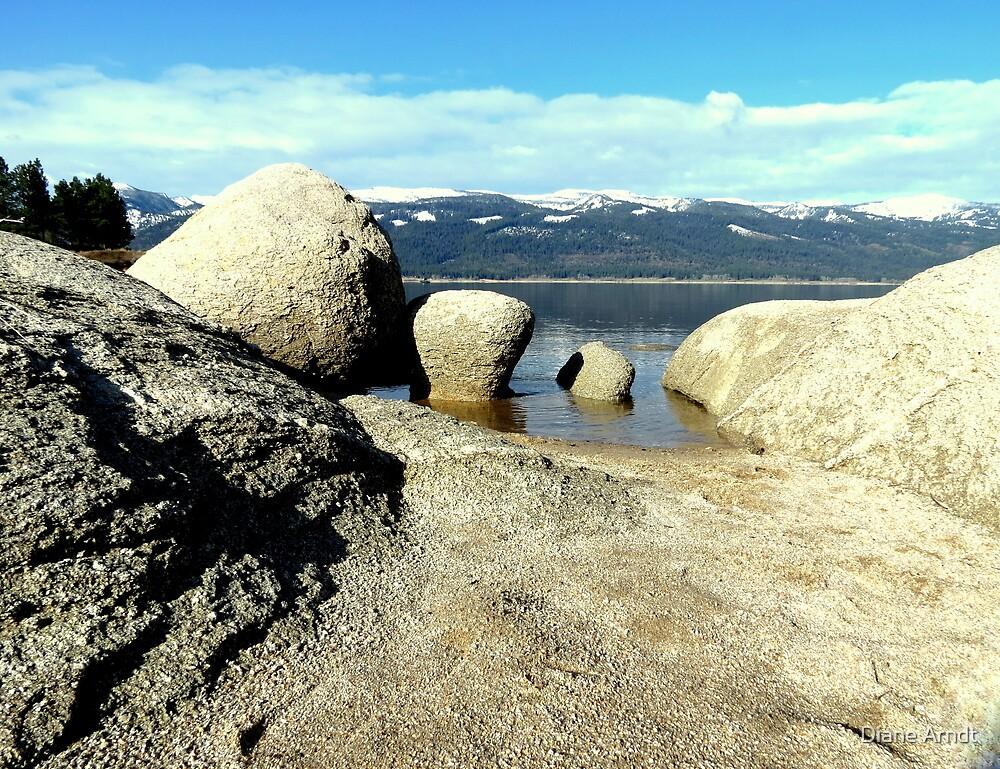 Cascade, Idaho...Payette Lake by Diane Arndt