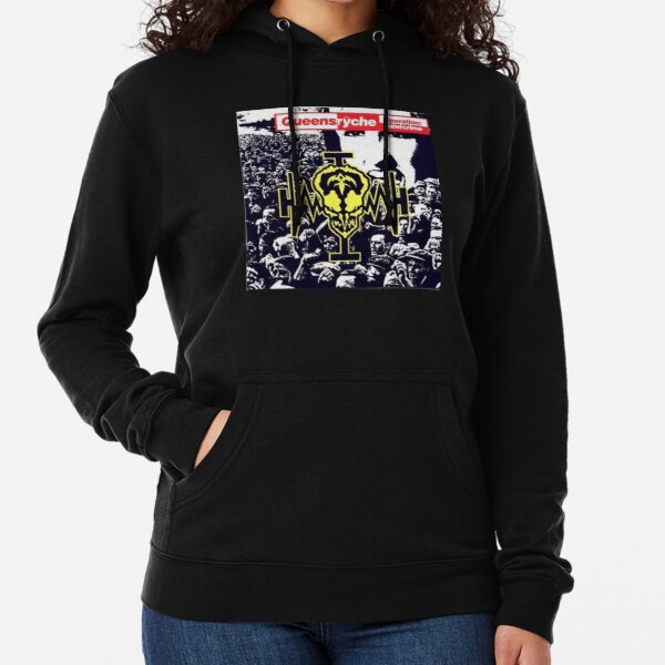 Queensryche - Operation Mindcrime Lightweight Hoodie