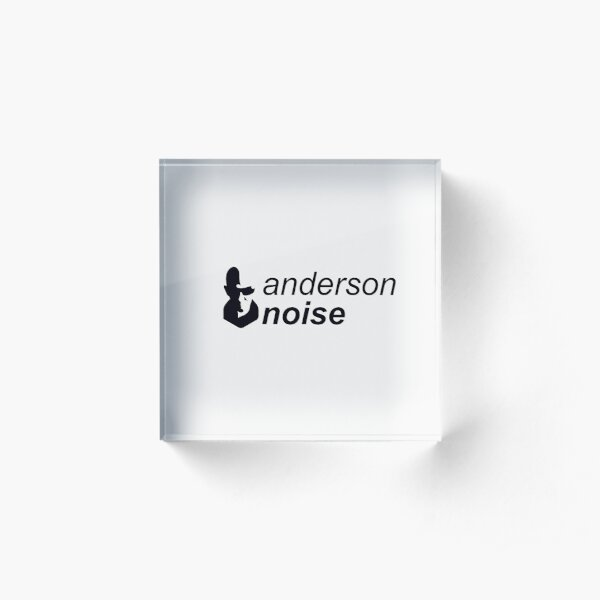 Anderson Noise - Top South American DJ #analog01 Acrylic Block