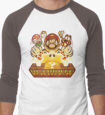 Ultimate Power Men's Baseball ¾ T-Shirt