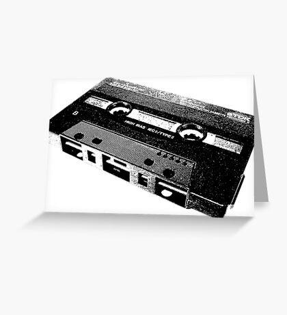 TDK Cassette Greeting Card