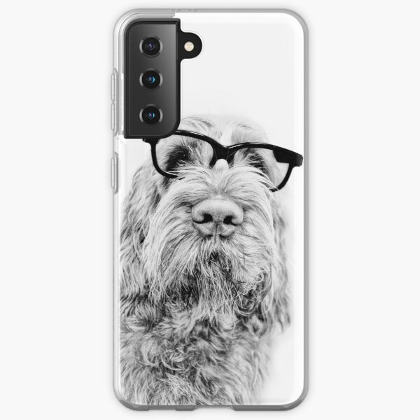 Intelligent friend Spinone Samsung Galaxy Soft Case