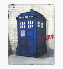 Dalek Getting Up iPad Case/Skin