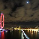 Red Eye by Martin Griffett