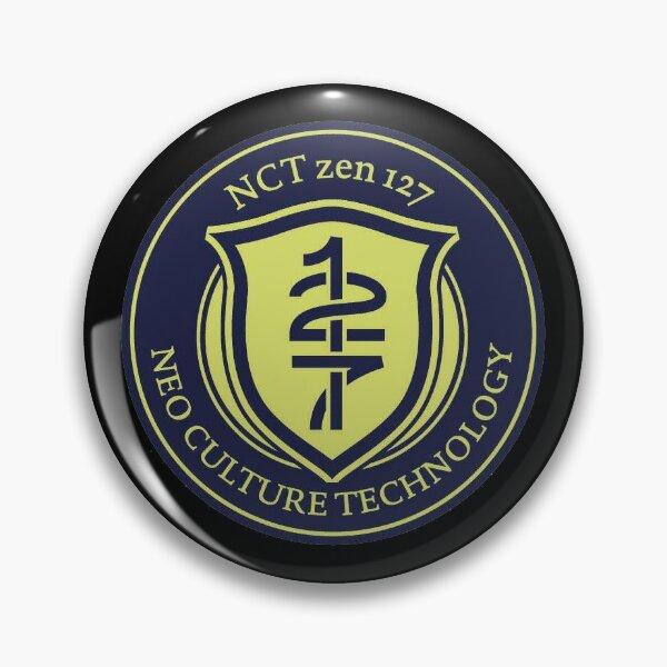 NCTzen 127 Badge Pin