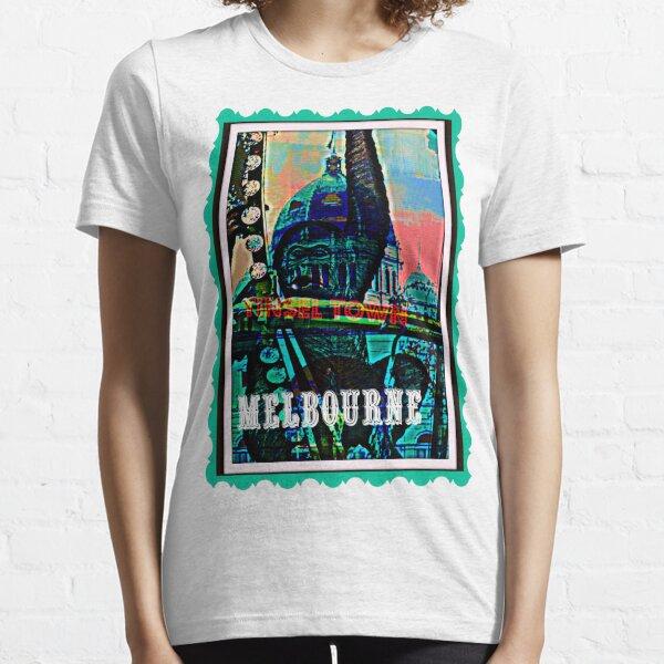 Melbourne tinsel town Essential T-Shirt
