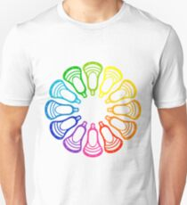 Lacrosse Spectrum Unisex T-Shirt