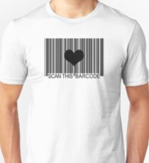 I MISS YOU BARCODE T-Shirt