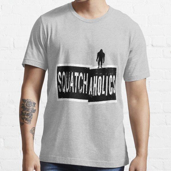 Squatchaholics Essential T-Shirt