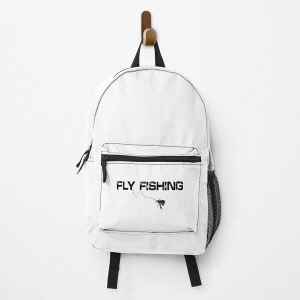 Fly Fishing Design Backpack