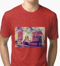 Nye's Polonaise Room Tri-blend T-Shirt
