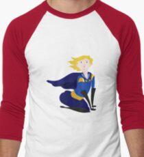 Prince Butt! Men's Baseball ¾ T-Shirt