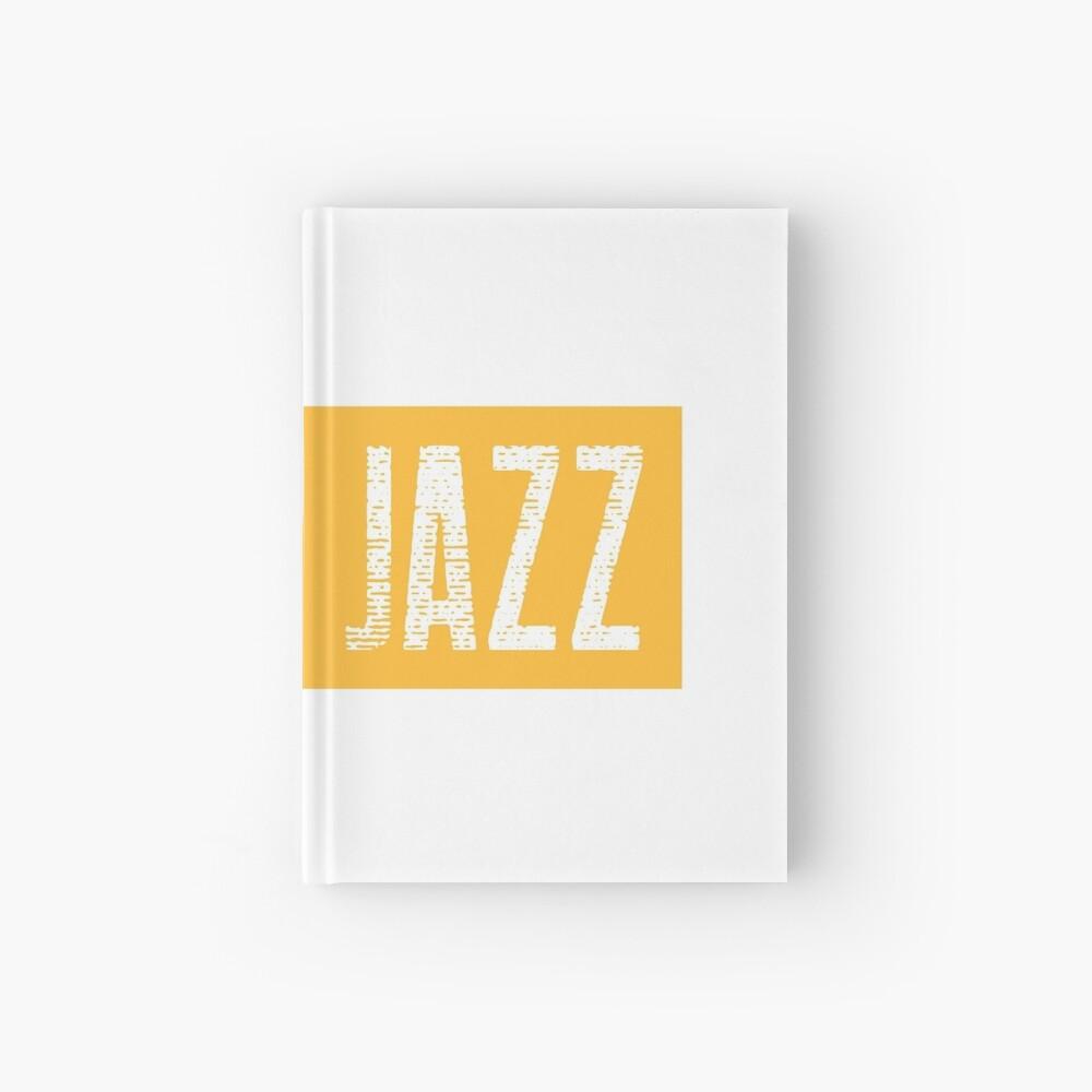 TheCoffeeCupLife: Tulsa Jazz Distressed Hardcover Journal