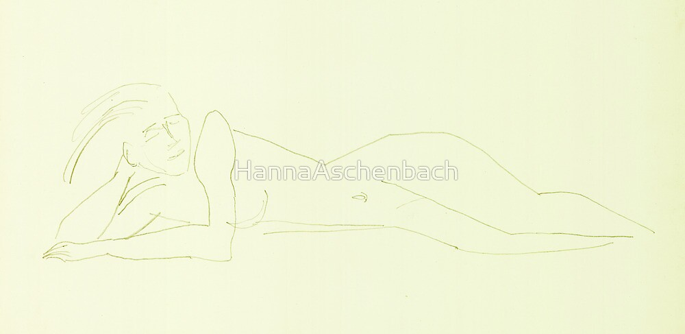 aktskizze 8 by HannaAschenbach