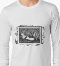 Ravishing Romance - Self Portrait Long Sleeve T-Shirt