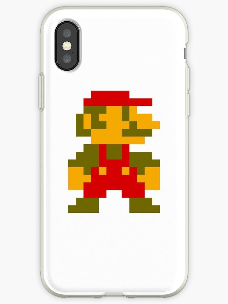 8-Bit Mario by GMFV