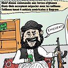 Joyeux Options Taliban Caricature by Binary-Options