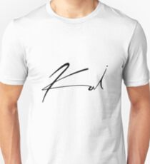 Kai Signature Slim Fit T-Shirt
