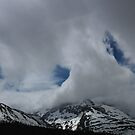Cloud, Snow Dome, Jasper National Park, Canada, 2013 by Graham Schofield