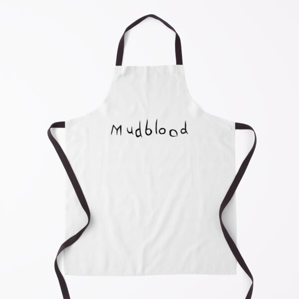Mudblood (black) Apron