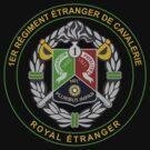 1REC Foreign Legion by 5thcolumn