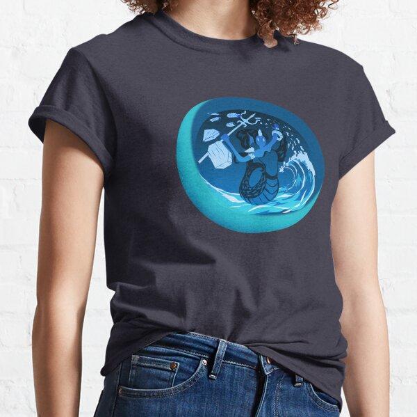 Secret of Mana: Undine redux Classic T-Shirt
