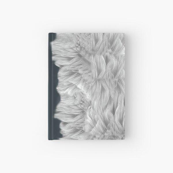 WOLF PRINT Hardcover Journal