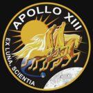 Apollo 13 NASA by 5thcolumn