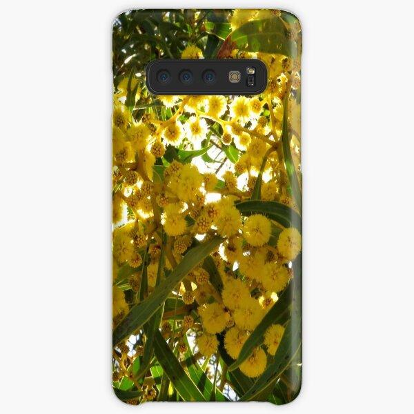 Golden Wattle Samsung Galaxy Snap Case