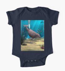 Dolphin Baby Body Kurzarm