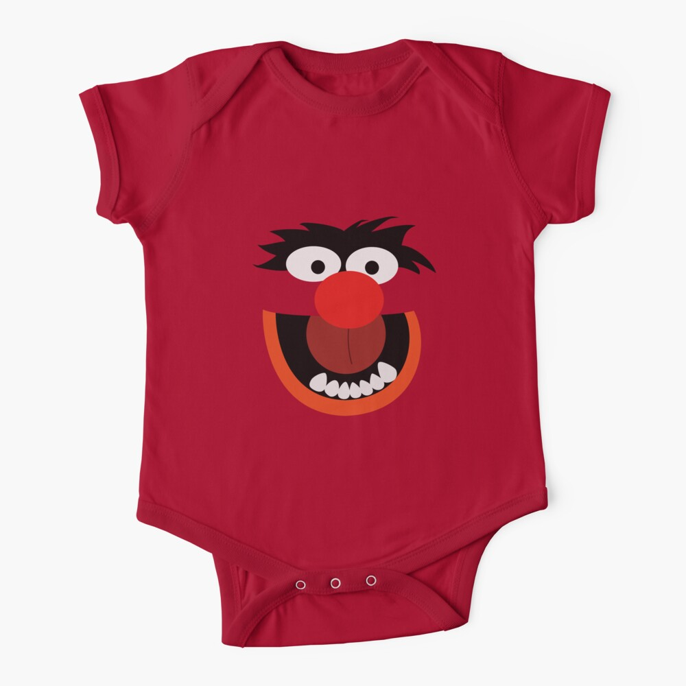 Animal Baby One-Piece
