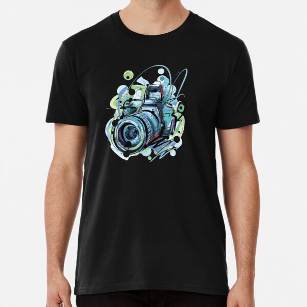 I am a photographer and i love take pictures. Premium T-Shirt