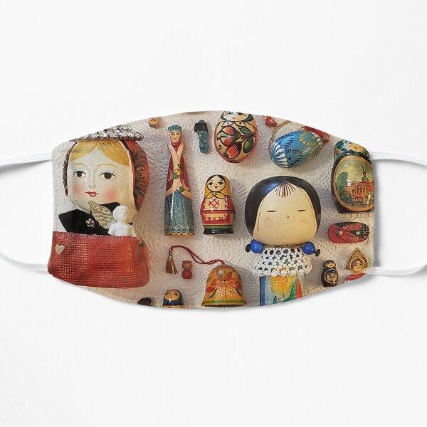 Art Doll Flat Mask