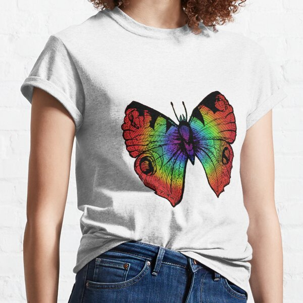 Butterfly 3 Childrens Classic T-Shirt